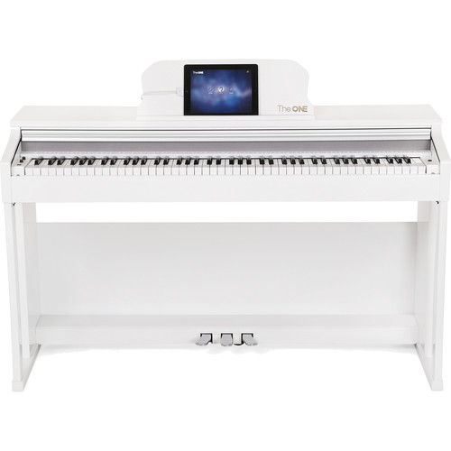 The ONE Smart 88-Key Home Digital Piano (Classic White)