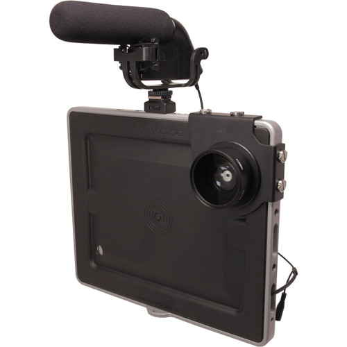 The Padcaster Bundle for iPad 2/3/4