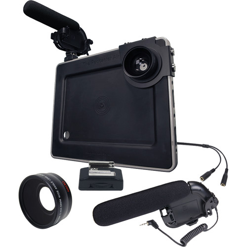 Padcaster Bundle for iPad Mini, Mini 2/3
