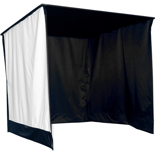 TRP WORLDWIDE 4 x 4' ULTRABOUNCE Floppy Tent (3-Sided)