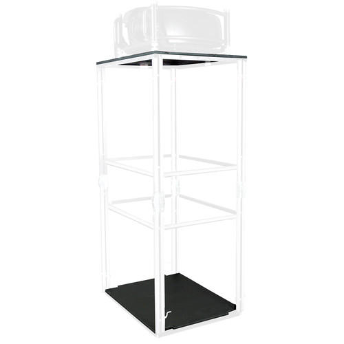 The Screen Works Equipment Tower Shelves (2-Pack)