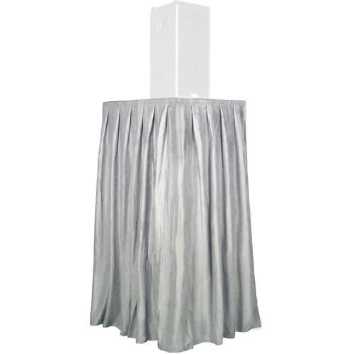 The Screen Works Skirt For Equipment Tower (Gray)