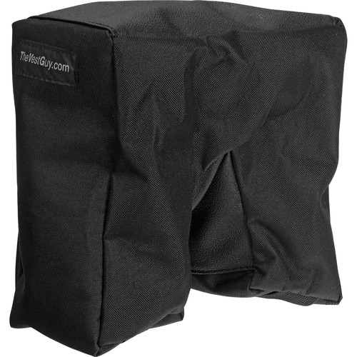 THE VEST GUY Bean Bag Camera Support - (Small, Black)