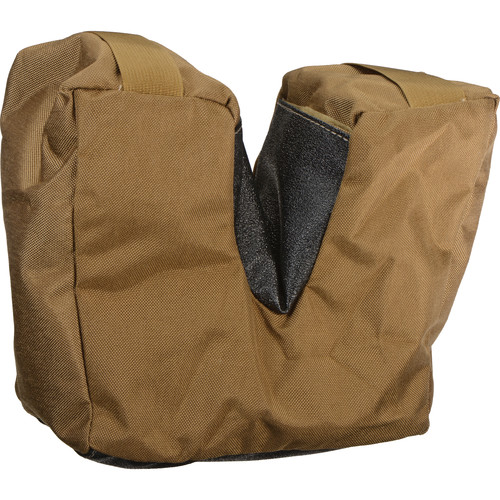 THE VEST GUY Bean Bag Camera Support - (Small, Coyote)