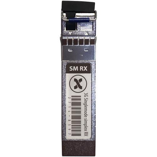 Theatrixx Technologies Fiber - SFP non-MSA, 3G-SDI, Singlemode, Simplex RX