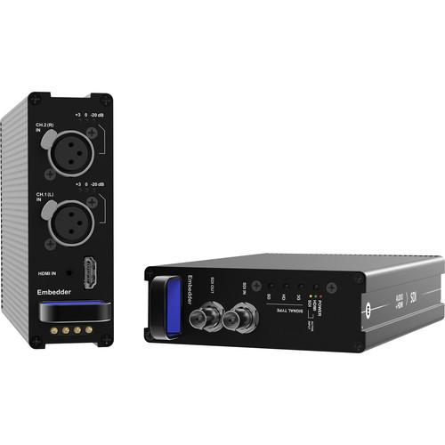 Theatrixx Technologies HDMI/SDI + Audio to SDI Embedder
