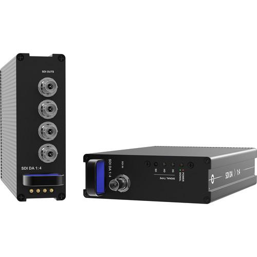 Theatrixx Technologies SDI Distribution Amplifier 1:4 Converter
