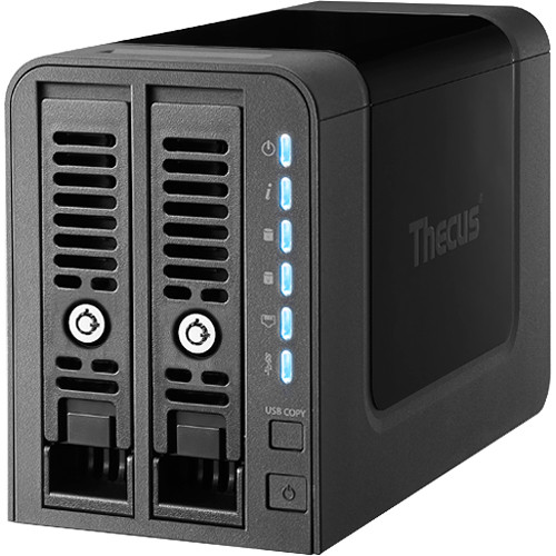Thecus N2350 2-Bay NAS Enclosure