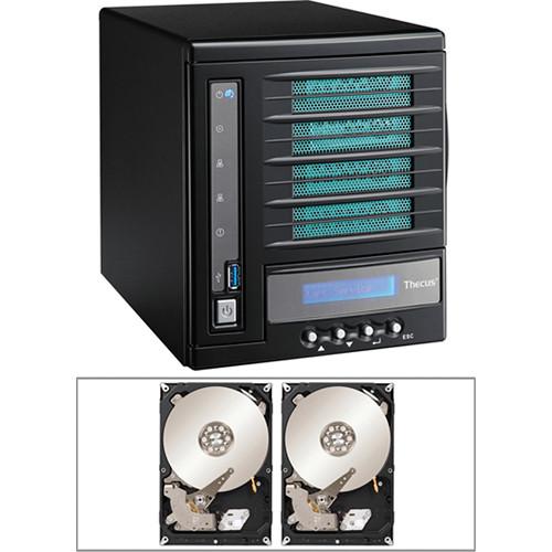 Thecus N4520 NAS Server Kit