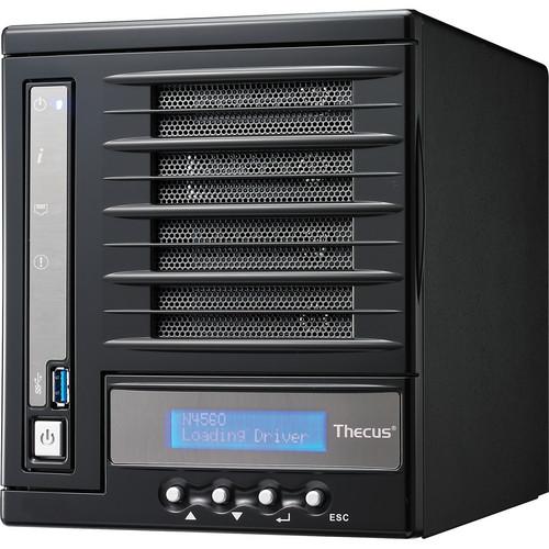 Thecus N4560 4-BAY NAS Server