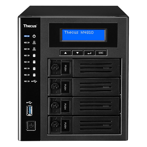 Thecus N4810 4-Bay NAS Enclosure