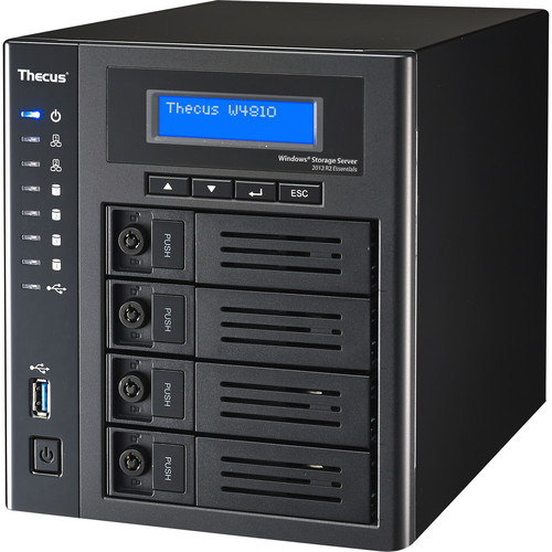 Thecus W4810 4-Bay NAS Storage Enclosure