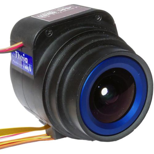 Theia Technologies CS-Mount 4-10mm f/1.4-Close 4K IR-Corrected Motorized Auto-Iris Varifocal Lens