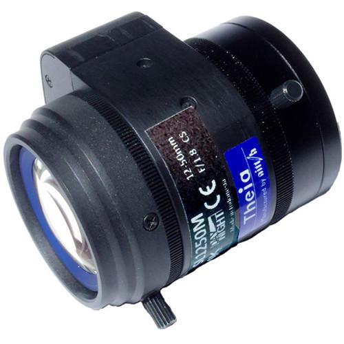 Theia Technologies SL1250M 12-50mm CS-Mount 4K Telephoto Manual-Iris Varifocal Lens