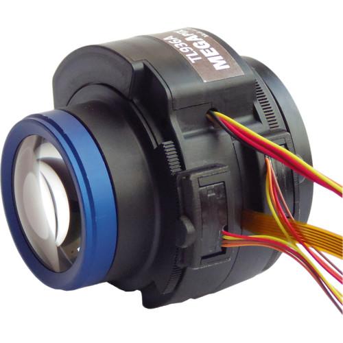 Theia Technologies CS-Mount 9-36mm Motorized P-Iris Telephoto 4K Lens with Zoom/Focus Limit Switch