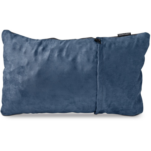 Therm-a-Rest Compressible Travel Pillow (Large, Denim)