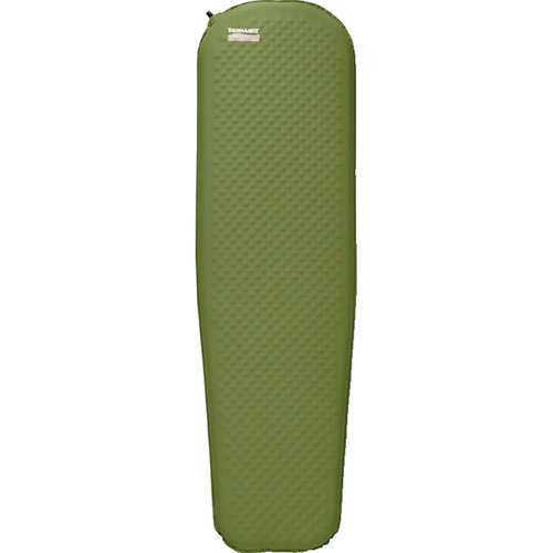 Therm-a-Rest Trail Pro Self-Inflating Mattress (Large, Olive)