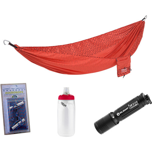 Therm-a-Rest Slacker Double Hammock Essentials Kit (Cayenne)