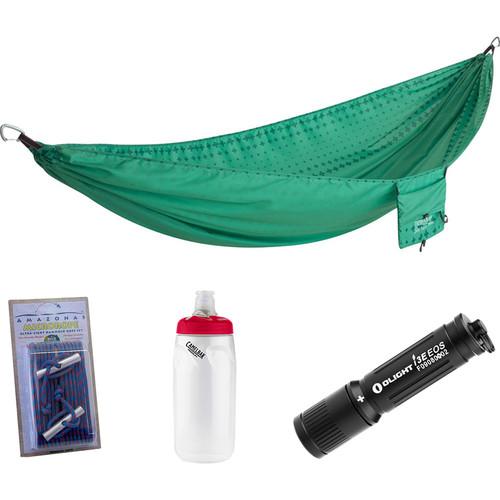 Therm-a-Rest Slacker Double Hammock Essentials Kit (Mint)