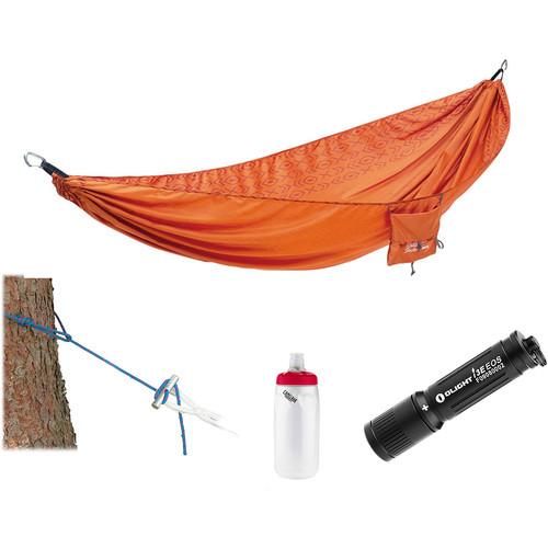 Therm-a-Rest Slacker Hammock Essentials Kit (Burnt Orange)