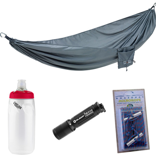 Therm-a-Rest Slacker Hammock Essentials Kit (Graphite)