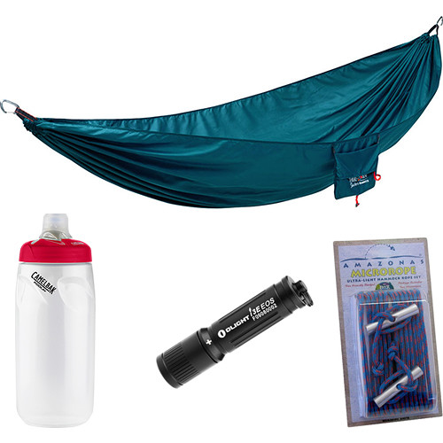 Therm-a-Rest Slacker Hammock Essentials Kit (Lake Blue)
