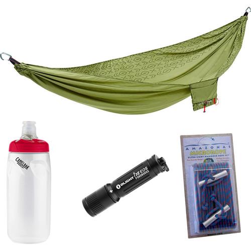 Therm-a-Rest Slacker Hammock Essentials Kit (Spring Print)