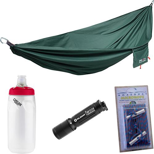 Therm-a-Rest Slacker Hammock Essentials Kit (Spruce)