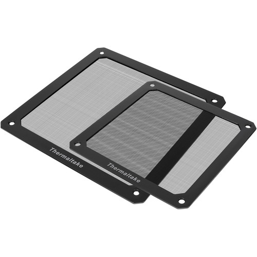 Thermaltake Matrix Duo - 120 and 140 Magnetic Fan Filters (Black)