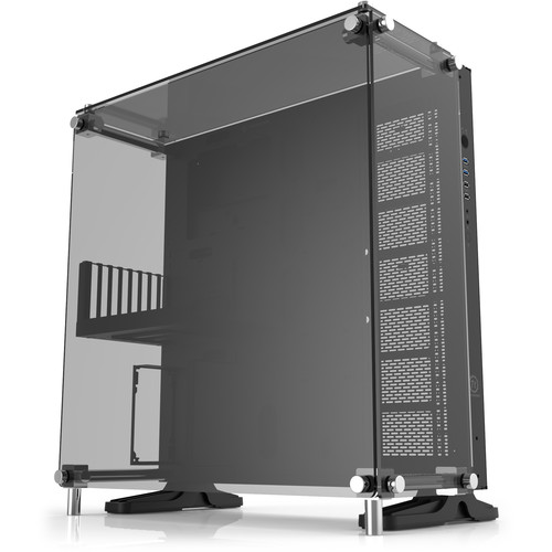 Thermaltake Core P5 Tempered Glass Edition ATX Mid-Tower Wall-Mount Chassis (Black)