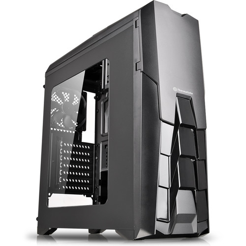 Thermaltake Versa N25 Window Mid-Tower Gaming Chassis