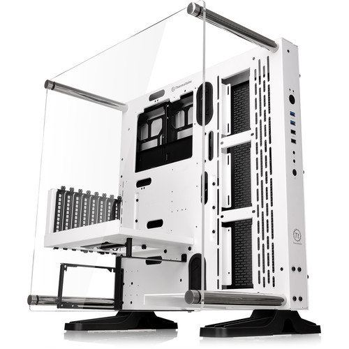 Thermaltake Core P3 SE Snow Edition ATX Wall-Mount Chassis