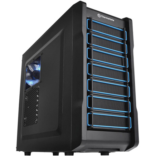 Thermaltake Chaser A21 Mid-Tower Chassis (Black)