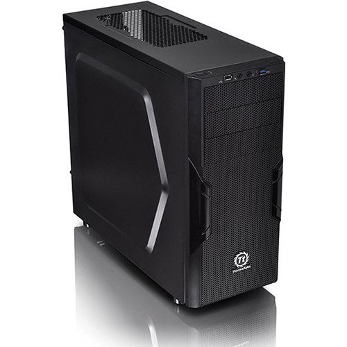 Thermaltake Versa H22 Mid-Tower Chassis (Black)