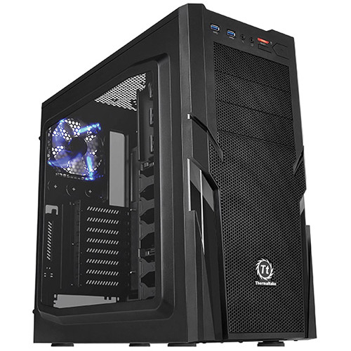 Thermaltake Commander G41 Mid-Tower Window Chassis (Black)