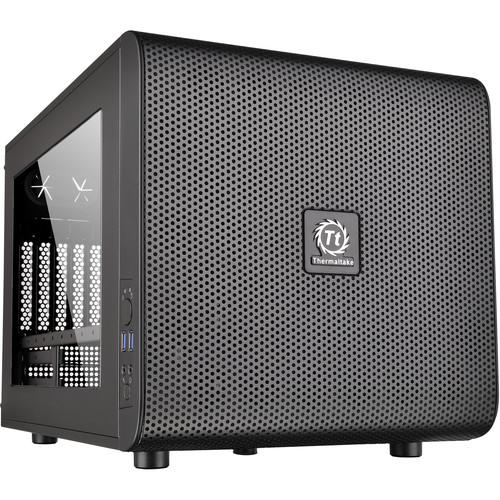 Thermaltake Core V21 Micro Chassis (Black)