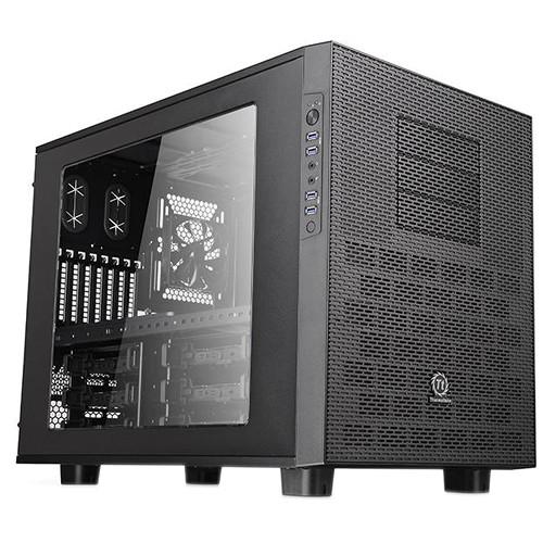 Thermaltake Core X9 E-ATX Cube Chassis (Black)