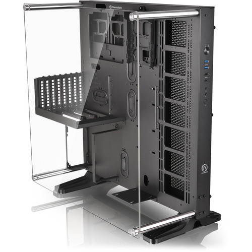 Thermaltake Core P5 Mid-Tower Case (Black)