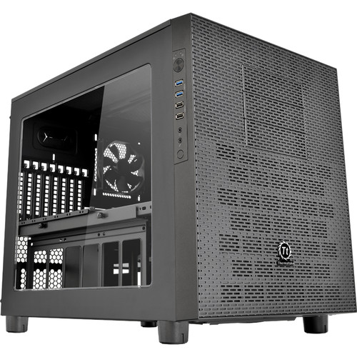Thermaltake Core X5 Cube Case (Black)
