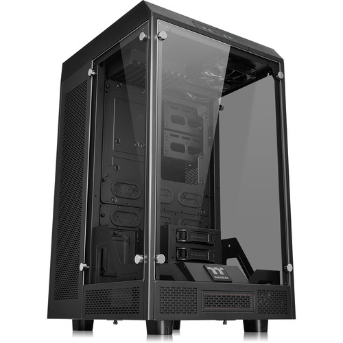 Thermaltake The Tower 900 Full-Tower Computer Case (Black)