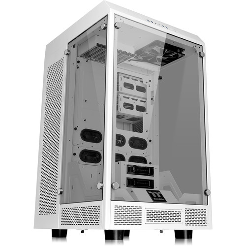 Thermaltake The Tower 900 Full-Tower Computer Case (Snow Edition)