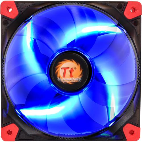 Thermaltake Luna 12 LED Cooling Fan (Blue)