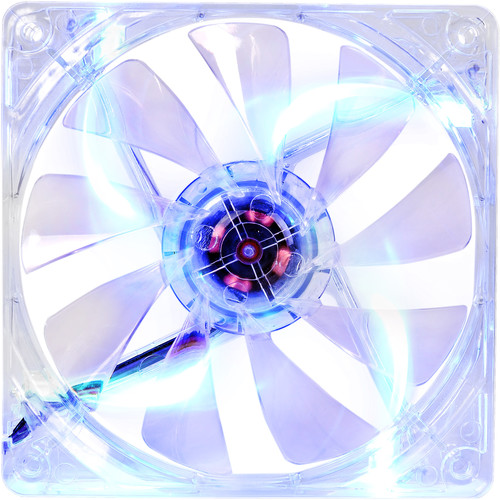 Thermaltake 120mm Pure 12 DC LED Cooling Fan (Blue)