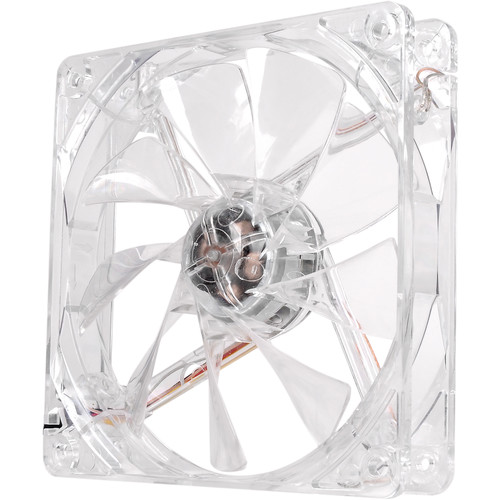 Thermaltake 120mm Pure 12 DC LED Cooling Fan (Red)