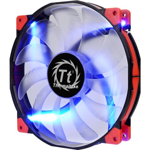 Thermaltake Luna 20 LED Cooling Fan (Blue)