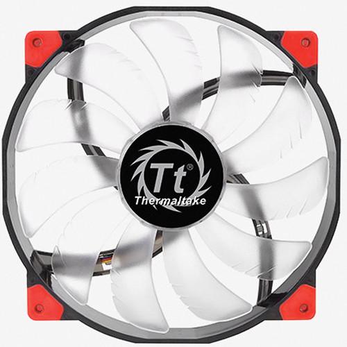 Thermaltake Luna 20 LED Cooling Fan (Red)