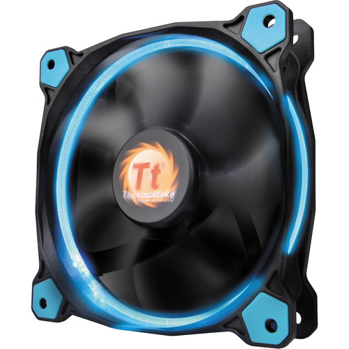 Thermaltake Riing 12 LED 120mm Radiator Fan (Blue)