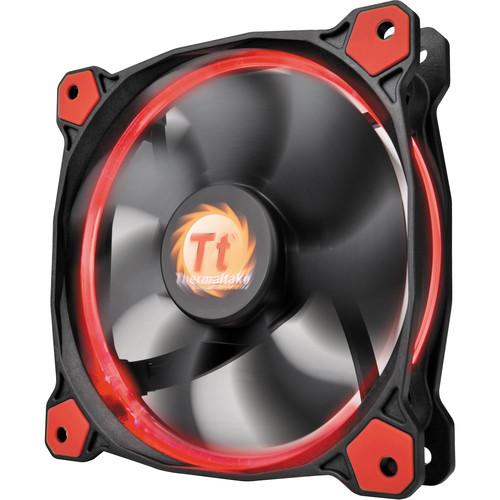 Thermaltake Riing 14 LED 140mm Radiator Fan (Red)