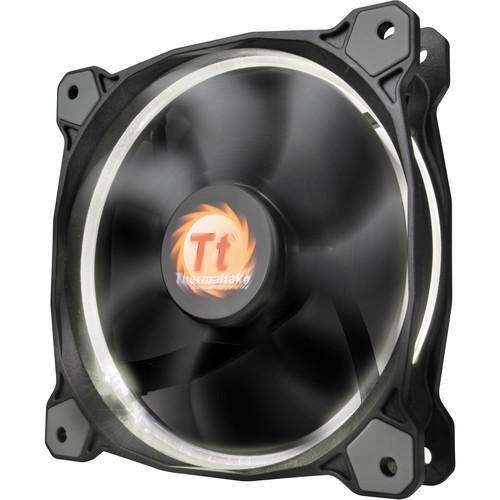 Thermaltake Riing 14 LED 140mm Radiator Fan (White)