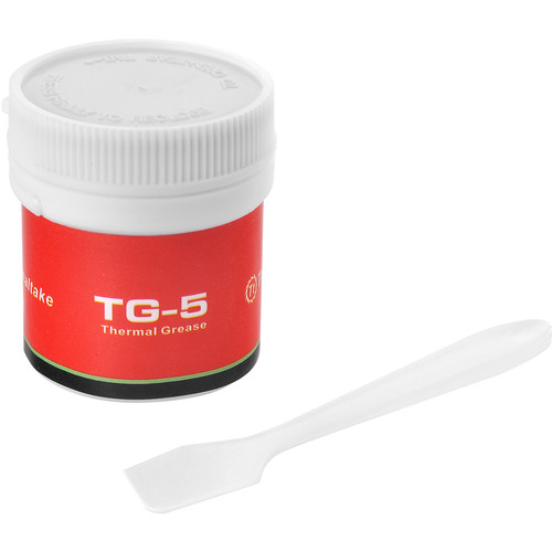 Thermaltake TG-5 Thermal Grease with Applicator (Gray)